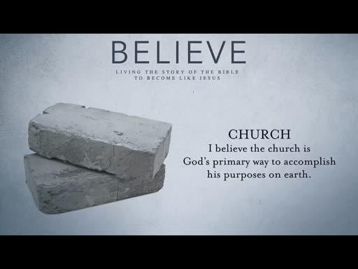 Believe - The Church