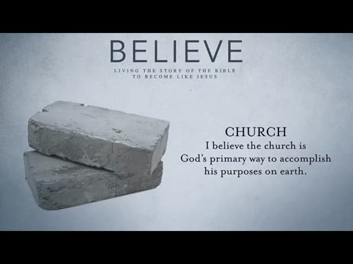 Believe - The Church