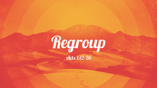 Regroup: Laying the Foundation