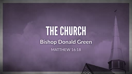 Sunday Morning Service 10-21-18