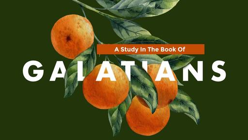 Galatians 6:11-18