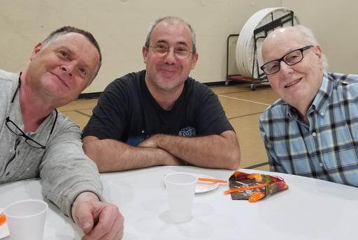 Roy Mark And Rich June 2018