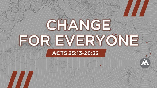 Change For Everyone