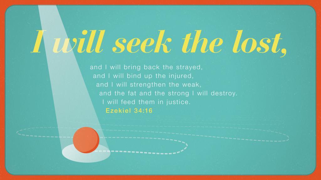 Ezekiel 34:16 large preview