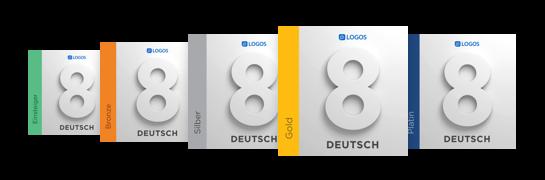 Logos-Basispakete in einer Reihe