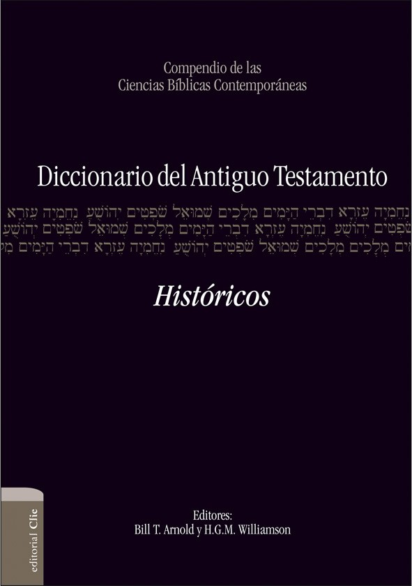 Diccionario del Antiguo Testamento – Históricos