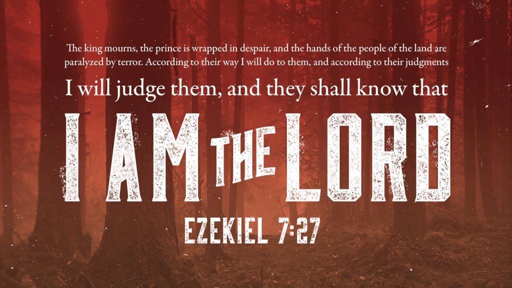 Ezekiel 7:27 large preview