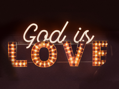 God is not just Love!