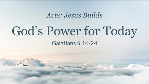 God's Power for Today Part 2