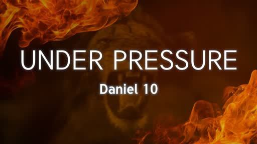 Under Pressure (October 28, 2018)