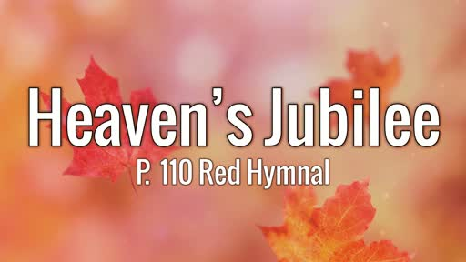 Sunday Service Oct. 28