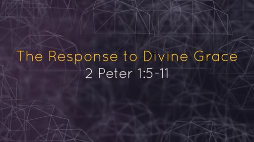 The Response to Divine Grace