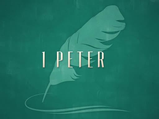 28 October 2018 - 1 Peter 5:1-11