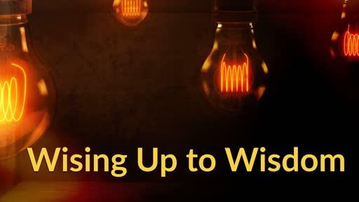 Wising up to Wisdom