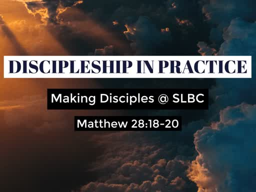 Discipleship in Practice