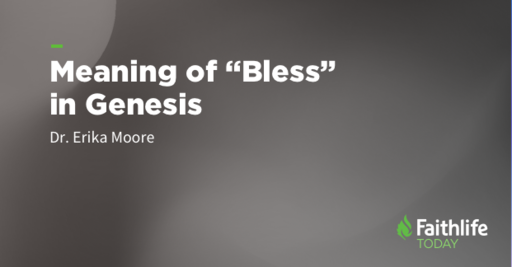 Two Types of Blessings in Genesis