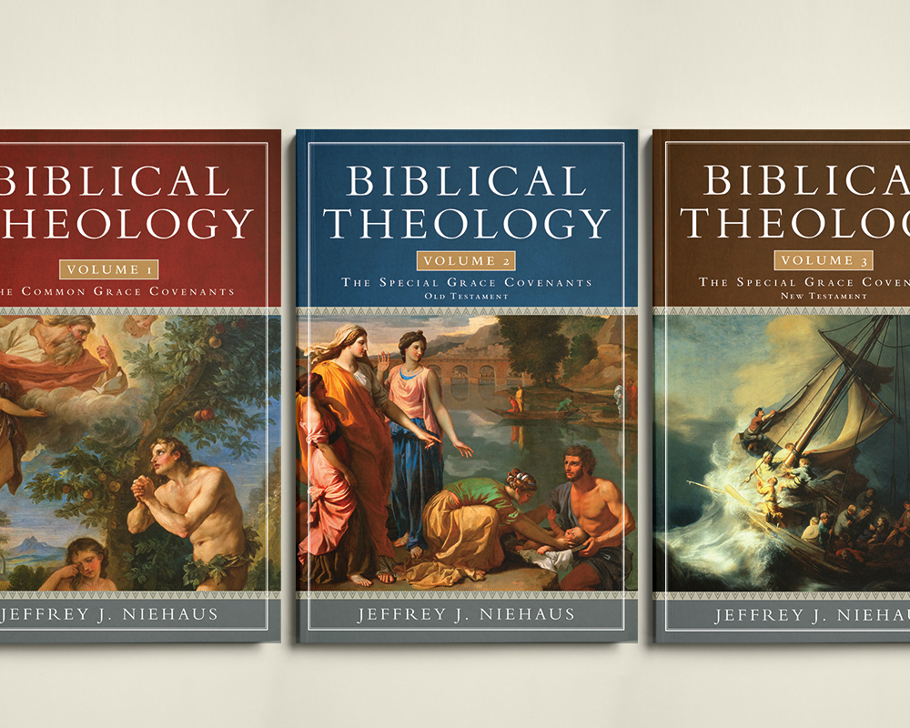 Biblical Theology: The Grace Covenants Collection (3 vols.)