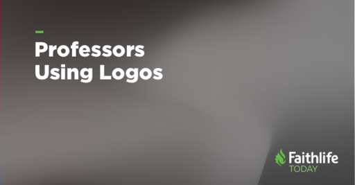 How Do Professors Use Logos Bible Software?