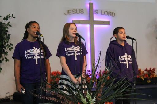 Youth Lead Worship 10/28/18