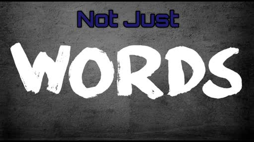 Not Just Words 2