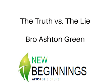 The Truth vs. The Lie Wed 10/31