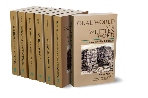 Library of Ancient Israel (7 vols.)
