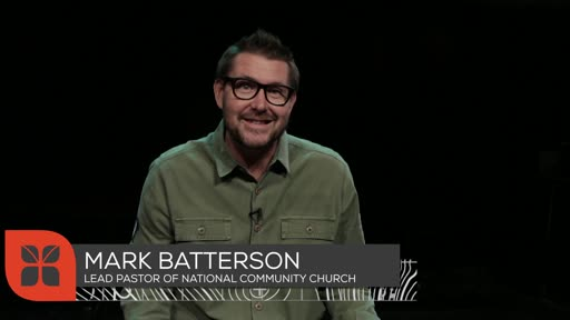 CMN Launch Training: Mark Batterson