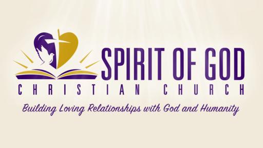 Bible Study - The Principles, Purpose & Power of The Holy Spirit (Part 5) - Thursday, November 1, 2018