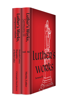 Luther's Works Upgrade 4 (2 vols.)