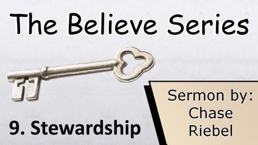 9. Stewardship
