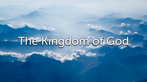 The Kingdom of God (II)