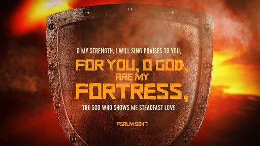 God Is...Strength