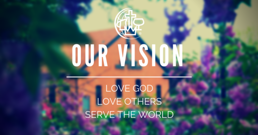 Our Vision - It Is More Blessed to Give Than to Receive [ Week 5 ]