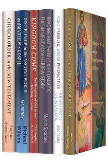 Wipf & Stock New Testament Theology Collection (6 vols.)