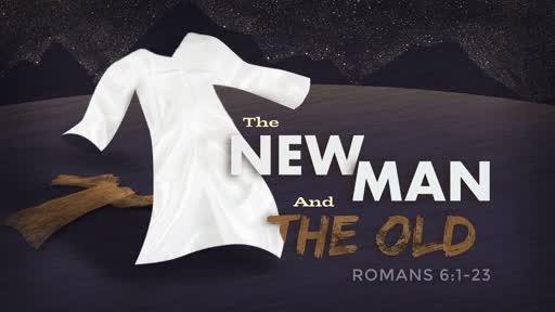 Romans 6:1-23