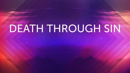 Death Through Sin