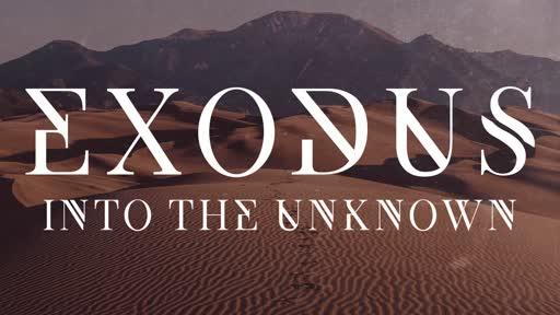 November 4, 2018 - Exodus 17:1-7 - Ben Kirlik