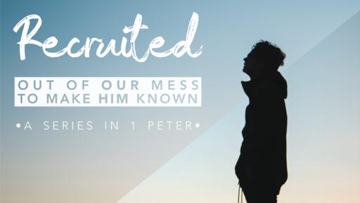 Comfort from Suffering (1 Peter 3:18-4:6)