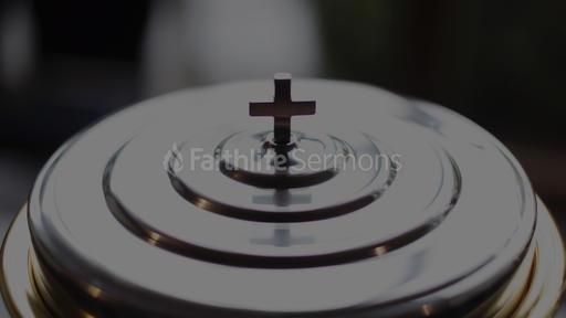 Communion Trays