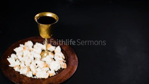 Communion Broken Bread