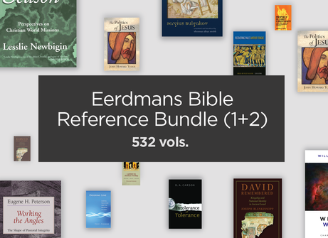 Eerdmans Bible Reference Bundle 1 + 2 (532 vols.)