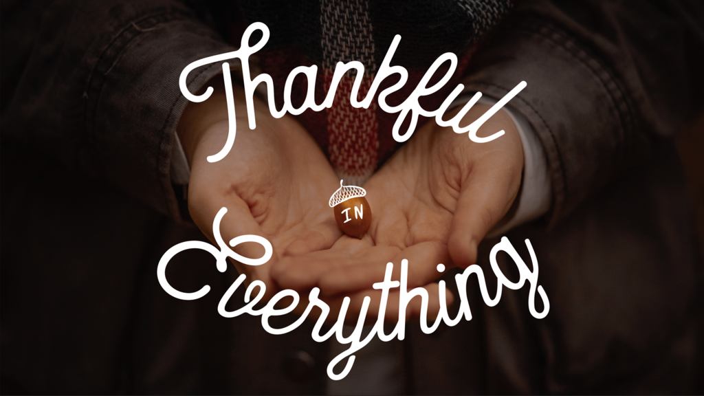 Thankful in Everything large preview