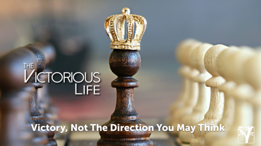 Victory, Not The Direction You May Think