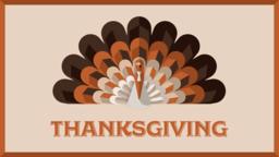 Thanksgiving Turkey  PowerPoint image 5