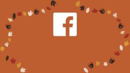 Thanksgiving Turkey facebook 16x9 PowerPoint image