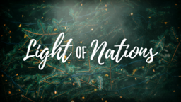 Light of Nations 16x9 PowerPoint Photoshop image