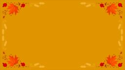 Thanksgiving Foliage sermon title 16x9 PowerPoint image