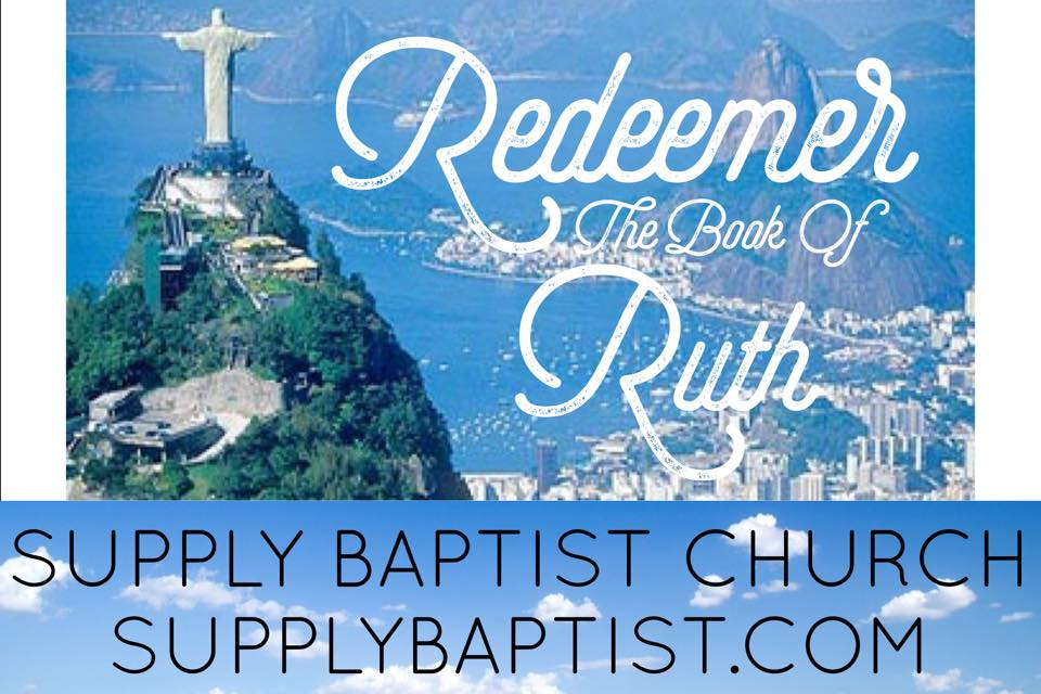 Redeemer - The Book Of Ruth