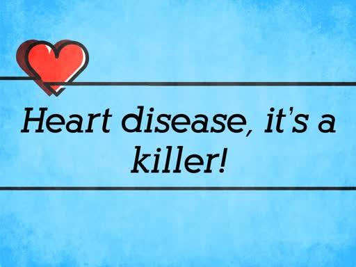 It's a matter of heart