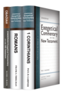 Zondervan Exegetical Commentaries (3 vols.)
